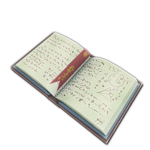Recipe: Fjorden Book (Open)