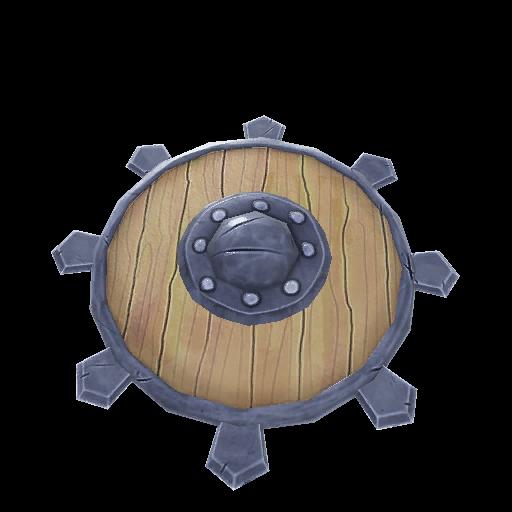 Recipe: Fjorden Wall Shield (Ornate)