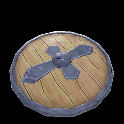 Recipe: Fjorden Wall Shield (T)