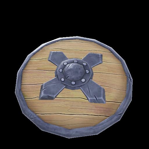 Recipe: Fjorden Wall Shield (X)