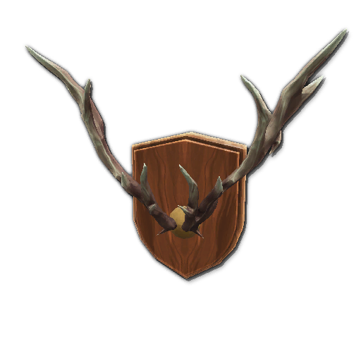Recipe: Fjorden Mounted Antlers
