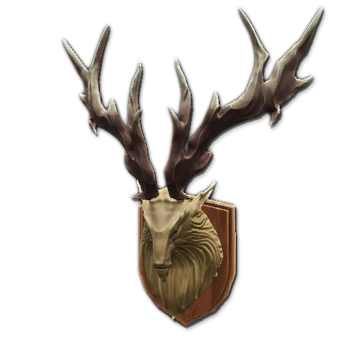 Recipe: Fjorden Mounted Buck