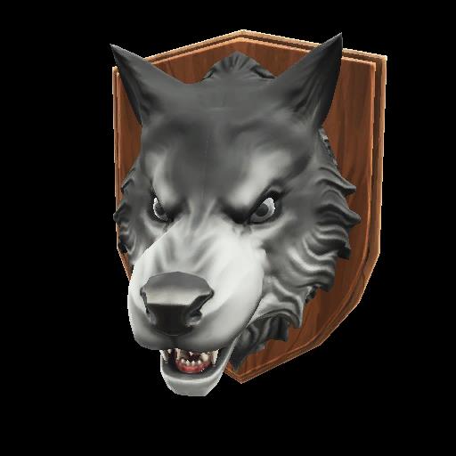 Recipe: Fjorden Mounted Wolf's Head