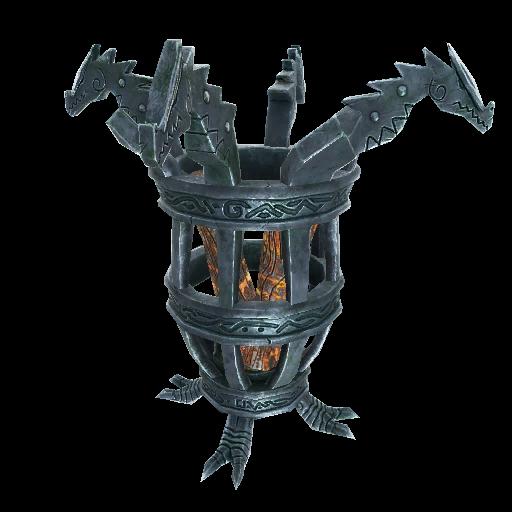 Recipe: Fjorden Iron Dragon Brazier