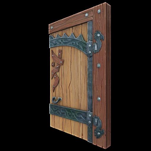 Recipe: Heavy Fjorden Door (Left)