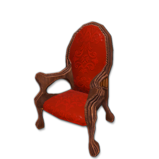 Recipe: Buccaneer's Dining Chair