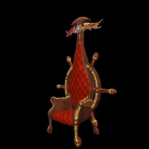 Recipe: Buccaneer Captain's Chair