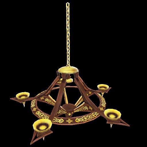 Buccaneer's Chandelier