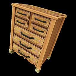 Recipe: Regal Dresser