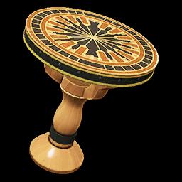 Recipe: Table (Small Round Regal)