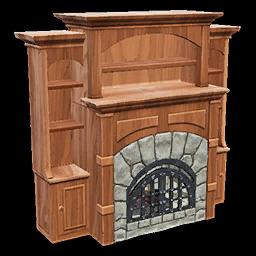 Recipe: Regal Fireplace