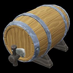 Recipe: Keg (Small Wood)