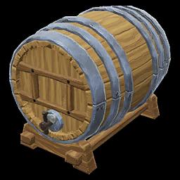 Recipe: Keg (Large Wood)