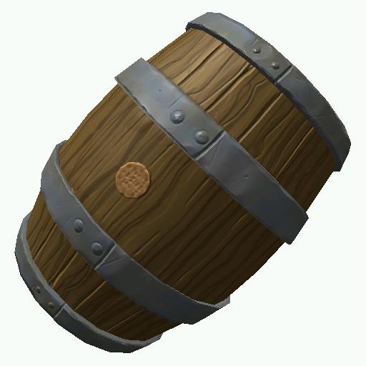 Recipe: Barrel (Medium)