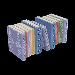 Recipe: Row of Heavy Books