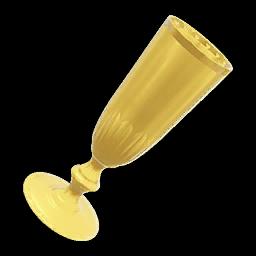 Recipe: Stemmed Glass (Tall)