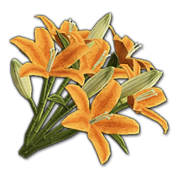 Recipe: Bouquet of Lilies