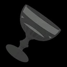 Recipe: Stemmed Crystal Goblet (Medium)