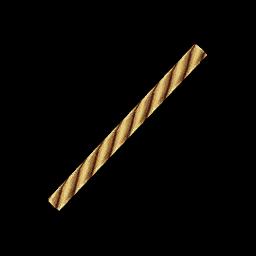 Recipe: Straight Hanging Rope