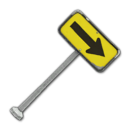 Recipe: Direction Sign