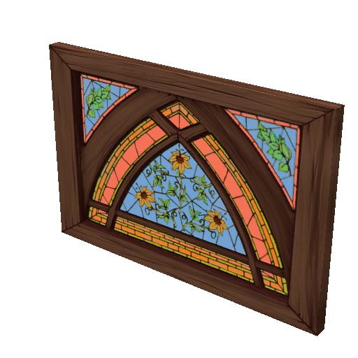 Recipe: Flowers Stained Glass