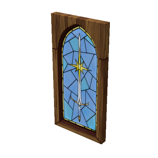 Recipe: Sword Stained Glass