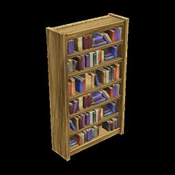 Recipe: Secret Door Bookcase (Back Hinge)