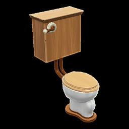 Recipe: Toilet