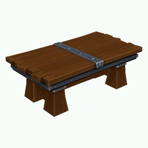 Recipe: Coffee Table