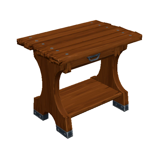 Recipe: End Table (Small)