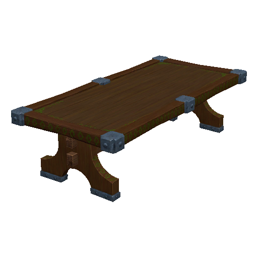Recipe: Table (Large Painted)