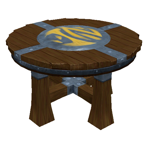Recipe: Table (Small Painted)