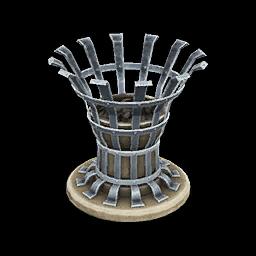 Recipe: Brazier (Flared Iron)