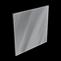 Recipe: 1x1 Glass Window