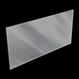 Recipe: 2x1 Glass Window