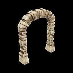 Recipe: Fjorden Portcullis Arch