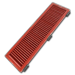 Recipe: Louvered Shutters, Left