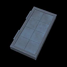 Recipe: Trapdoor (Iron)
