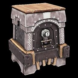 Recipe: Rustic Stone Vault