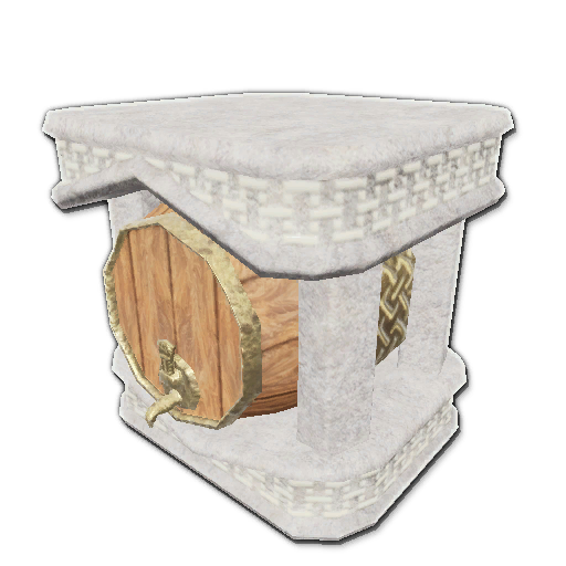 Recipe: Miner's End Table