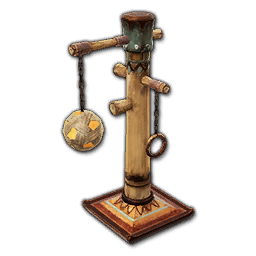 Recipe: Lamp Post (Wooden)