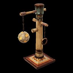 Recipe: Lamp Post (Wooden)