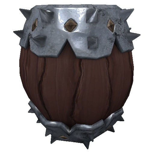 Recipe: Barrel (Large)