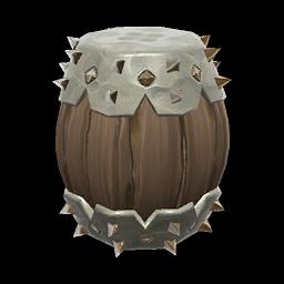 Recipe: Barrel (Large Iron)