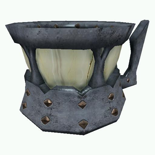 Recipe: Iron Trimmed Mug