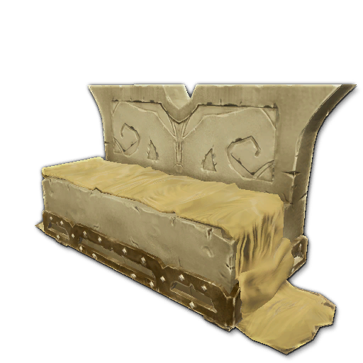 Recipe: Intricate Carved Bench
