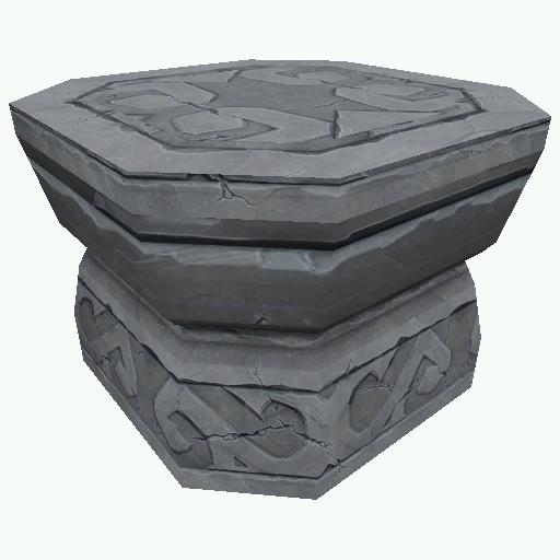 Recipe: Table (Small Stone)