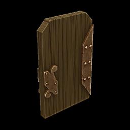 Recipe: Intricate Wooden Door (Right)