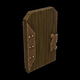 Recipe: Intricate Wooden Door (Left)