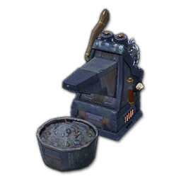Recipe: Rusty Salvager (Large)